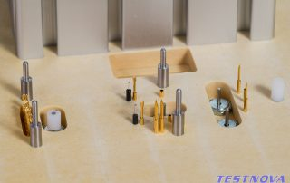 solenoids in test jig