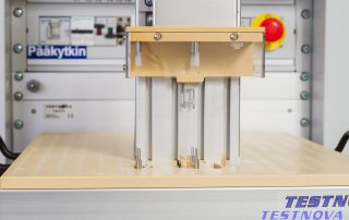 semi automatic test jig